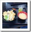 さば天ぷら丼@小川漁港魚河岸食堂
